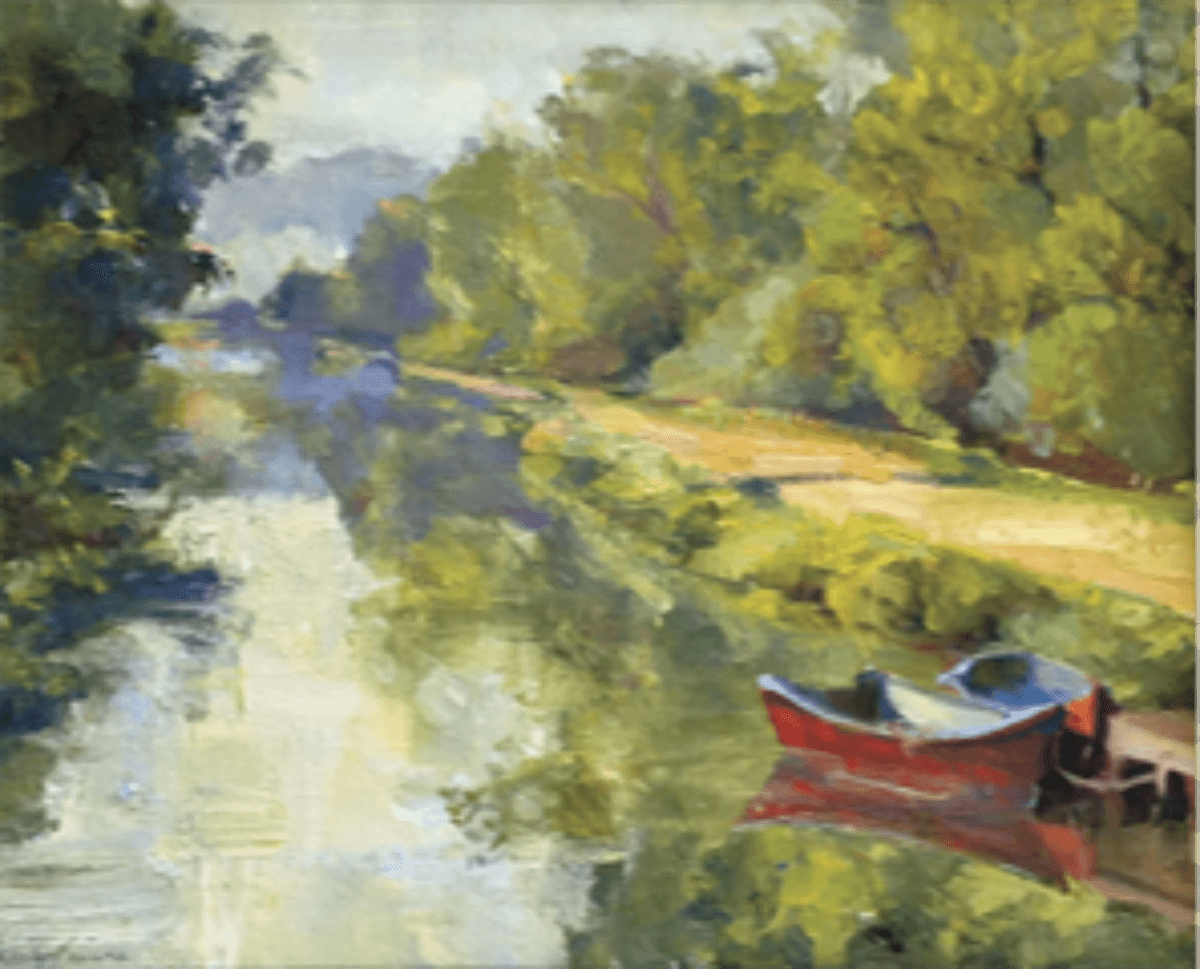 Plein Air Oil Painting: Composition & Color (June 2 & 3, 2020)